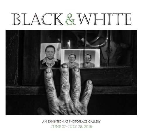 View Black & White, 2018, Softcover by PhotoPlace Gallery