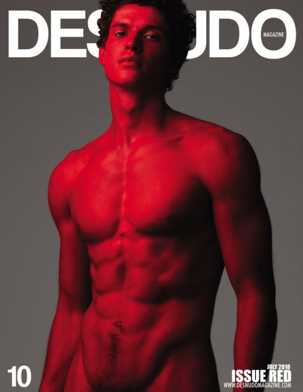View DESNUDO MAGAZINE ISSUE 10 (Dimitris Cover) by Desnudo Magazine