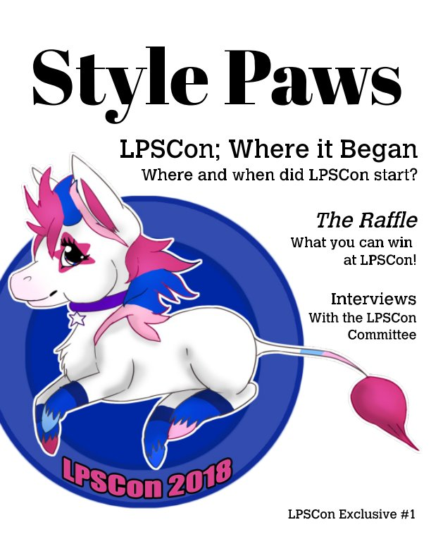 View LPSCon Exclusive #1 by SPM Staff
