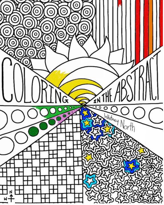 View Coloring in the Abstract by Whitney North