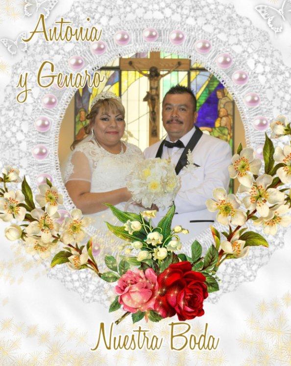 View Antonia y Genaro by Javier Flores