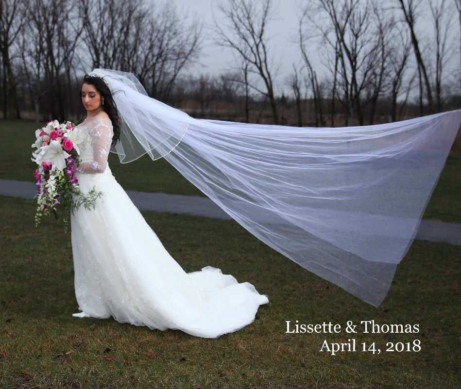 View Lissette & Thomas April 14, 2018 by Eric Penrod Photography