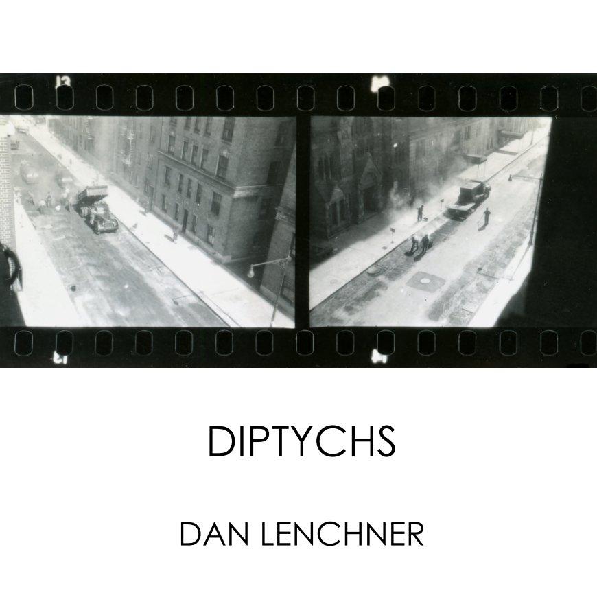 View DIPTYCHS by Dan Lenchner