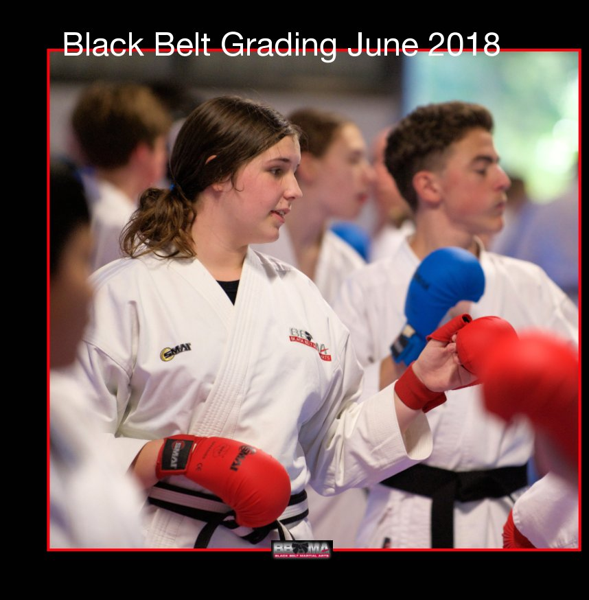 View BBMA June Grading 2018 by James Carrett