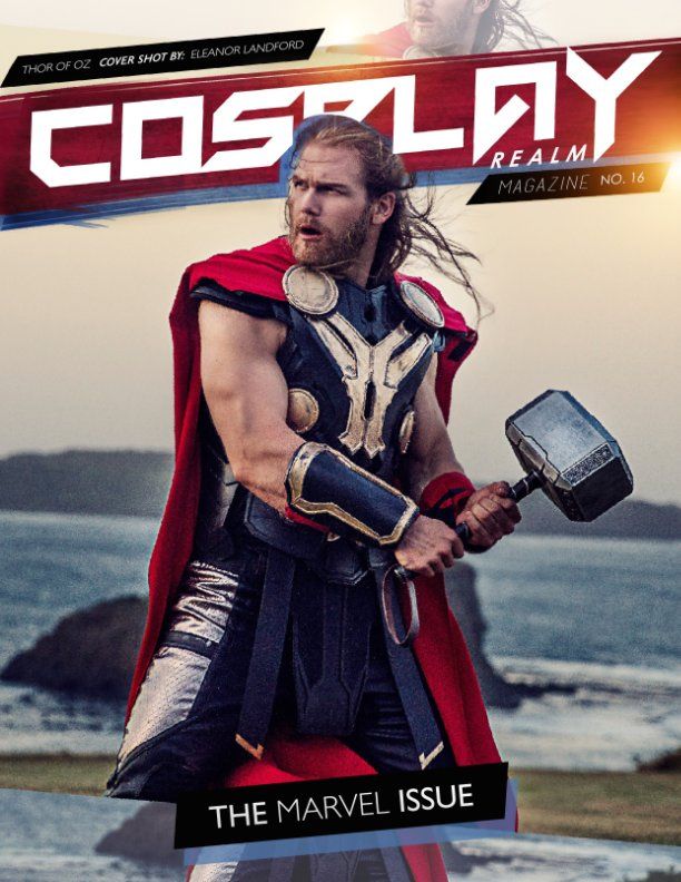 View Cosplay Realm Magazine No. 16 by Emily Rey