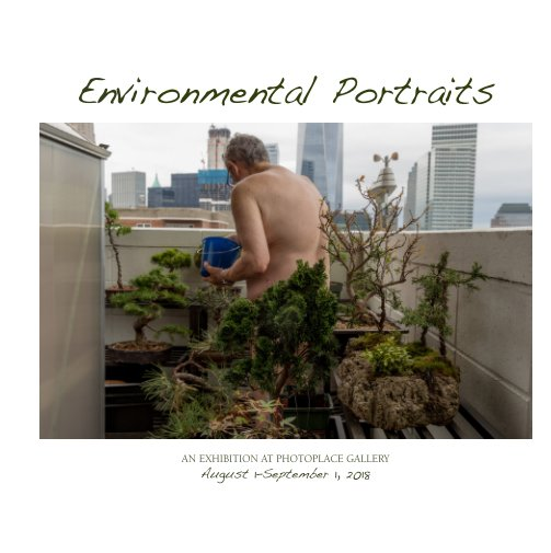 View Environmental Portraits, Hardcover Imagewrap by PhotoPlace Gallery
