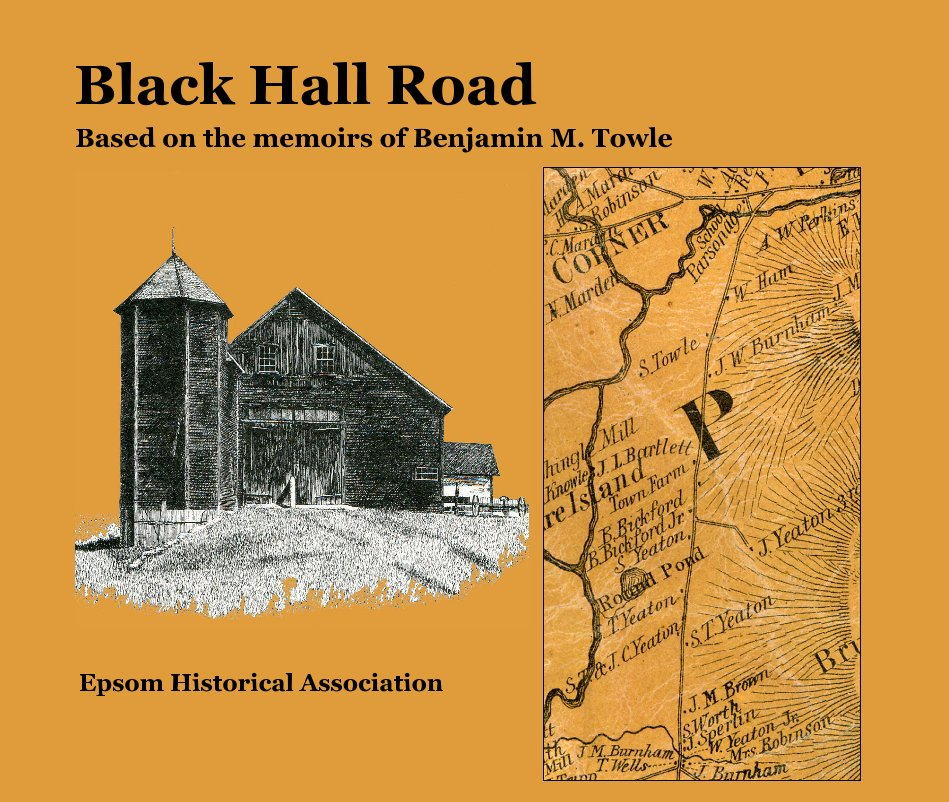 View Black Hall Road by Epsom Historical Association