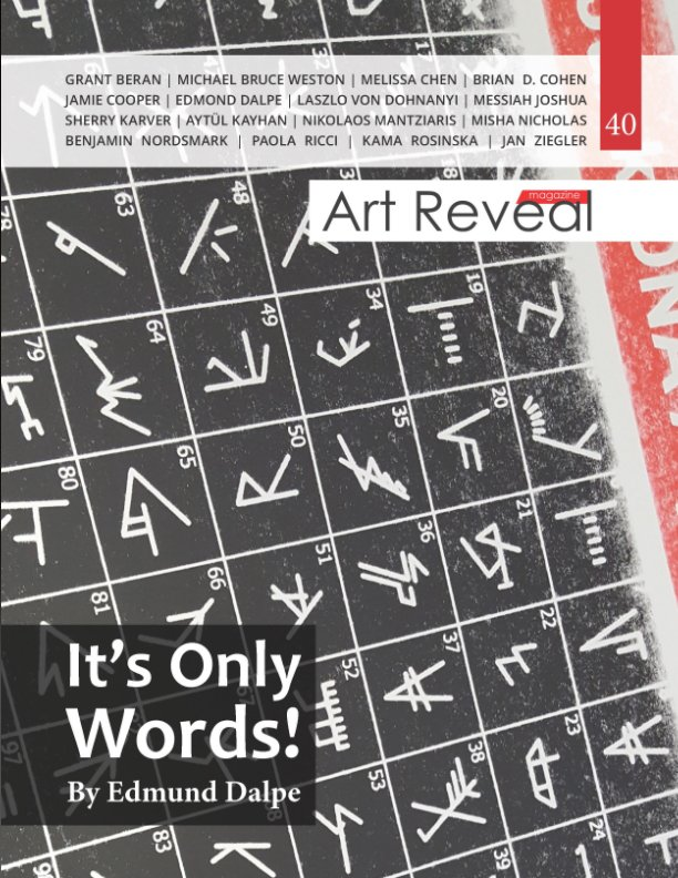 View Art Reveal Magazine #40 by Anne Grahm, Tero Koskinen