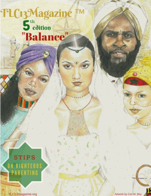View TLC 13 Magazine 5 by Asra-sost bey, Eno Tawazun Bey