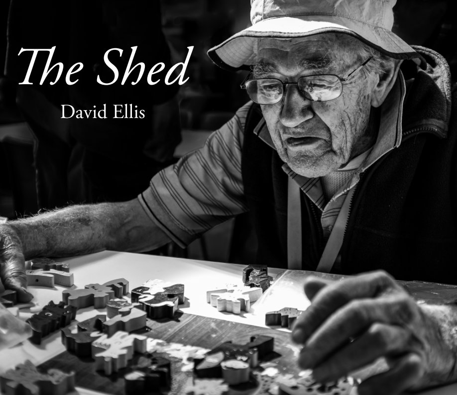 View The Shed by David Ellis