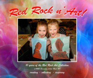 Red Rock n' Art - Arts & Photography Books photo book