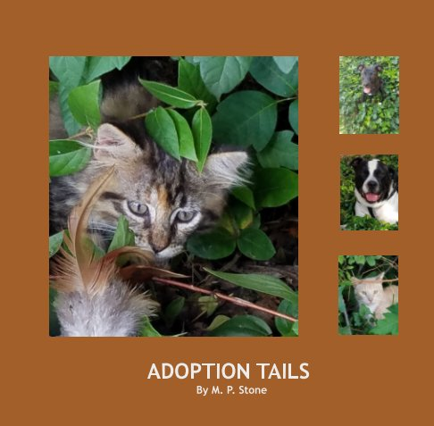 View ADOPTION TAILS by M. P.  Stone