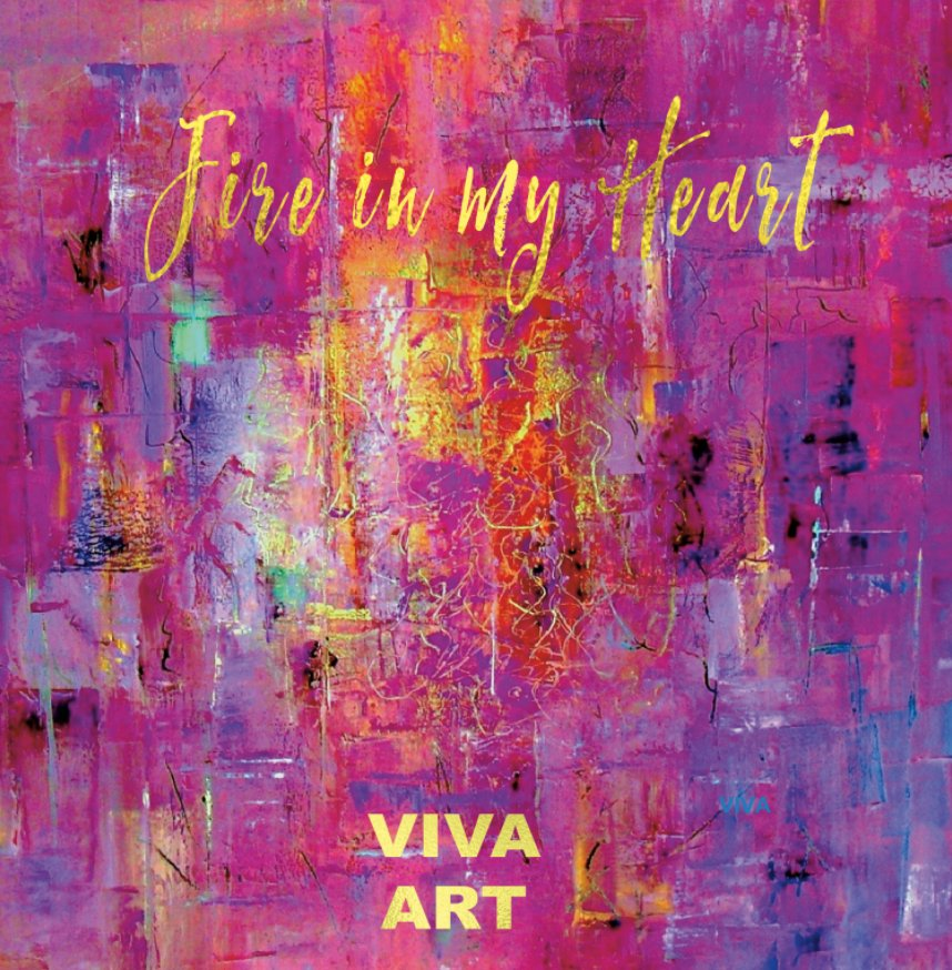 View Fire in my Heart by VIVA Anderson
