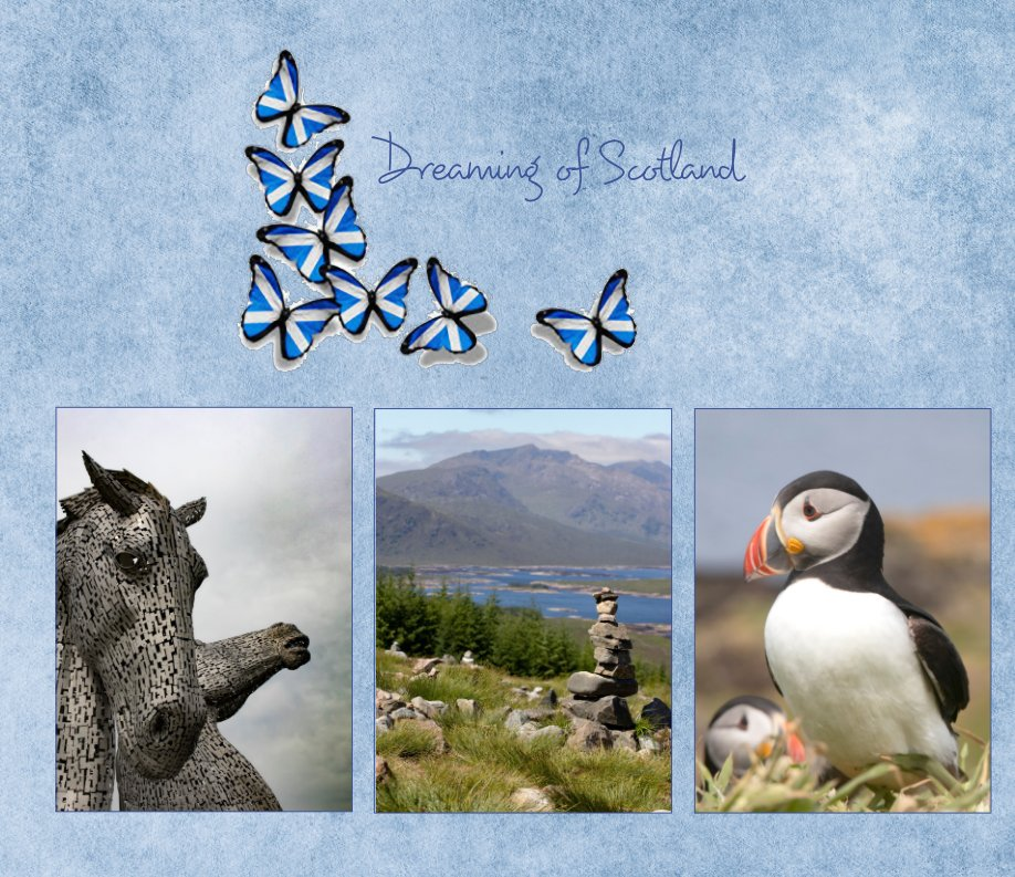View Dreaming of Scotland by Marylou Badeaux