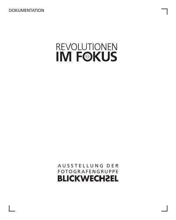 REVOLUTIONEN IM FOKUS nach Jens Steffen Galster anzeigen
