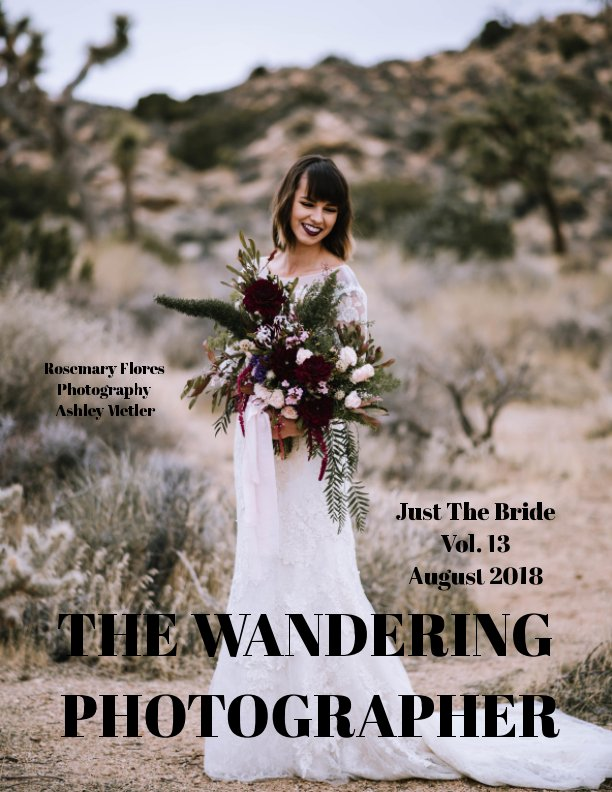 View The Wandering Photographer Magazine by TWP