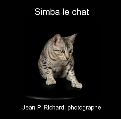 View Simba le chat by Jean P. Richard