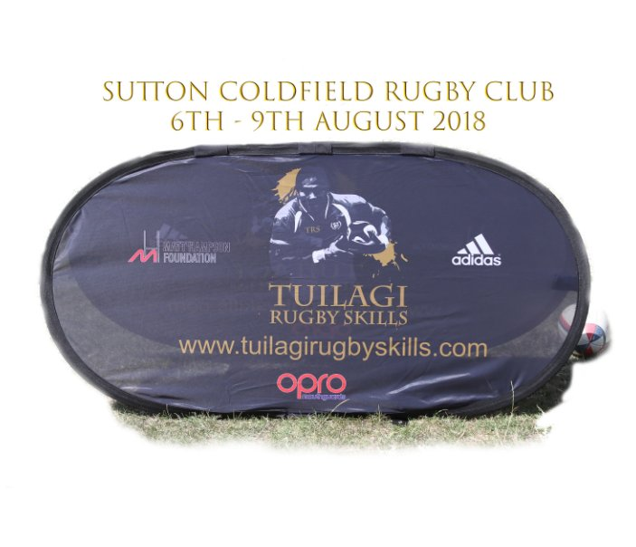 View Tuilagi Rugby Skills by Mick Bannister