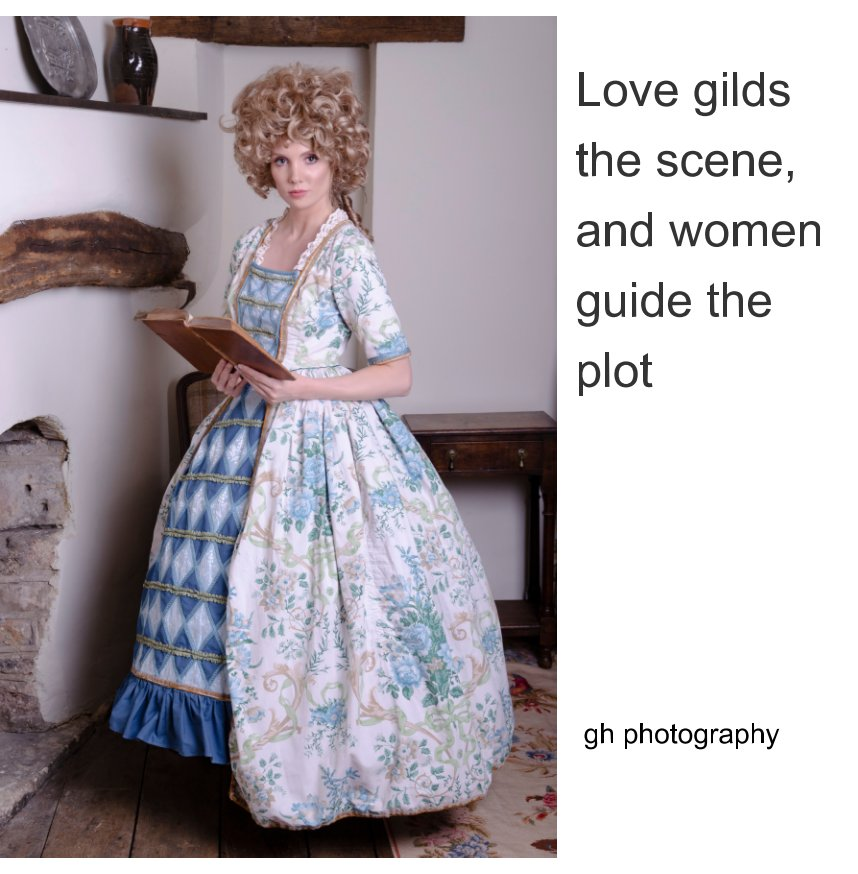 View Love gilds the scene, and women guide the plot by gh photography