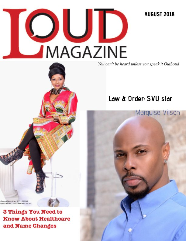 View OutLoudAugust 2018 by Tyra Hairston
