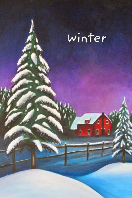View winter journal by Wayne Davis