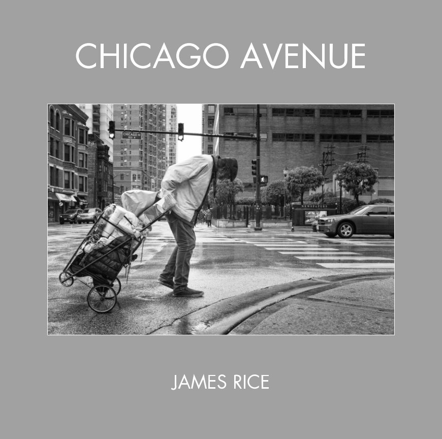 View Chicago Avenue by James Rice