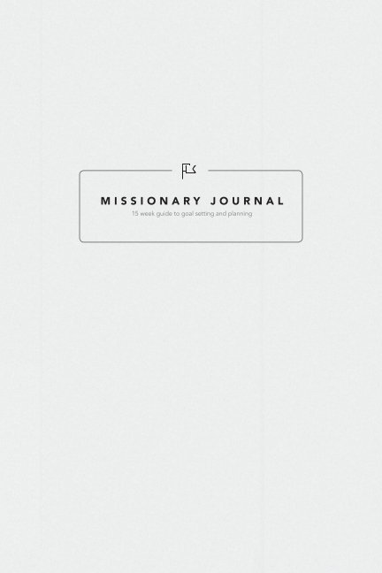 View Missionary Journal (Weekly) by Underground Network