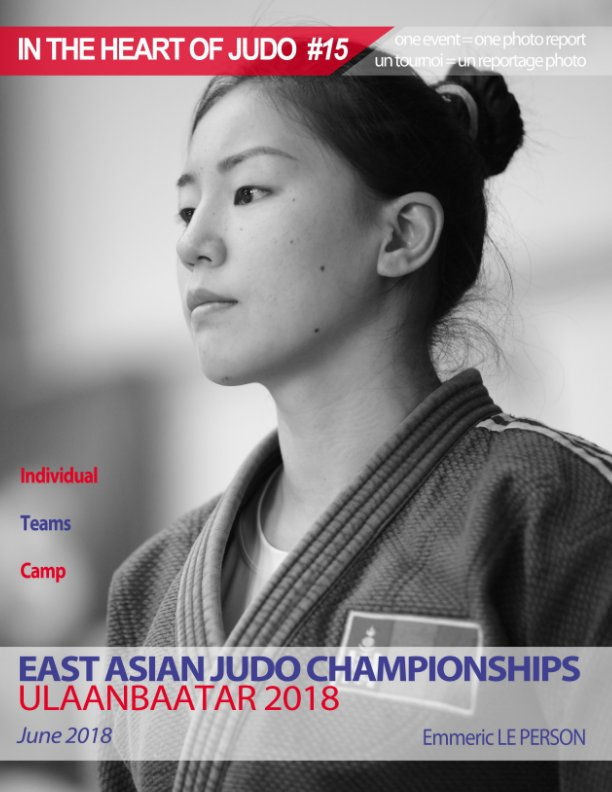 View EAST ASIAN JUDO CHAMPIONSHIPS 2018 - Ulaanbaatar by Emmeric LE PERSON