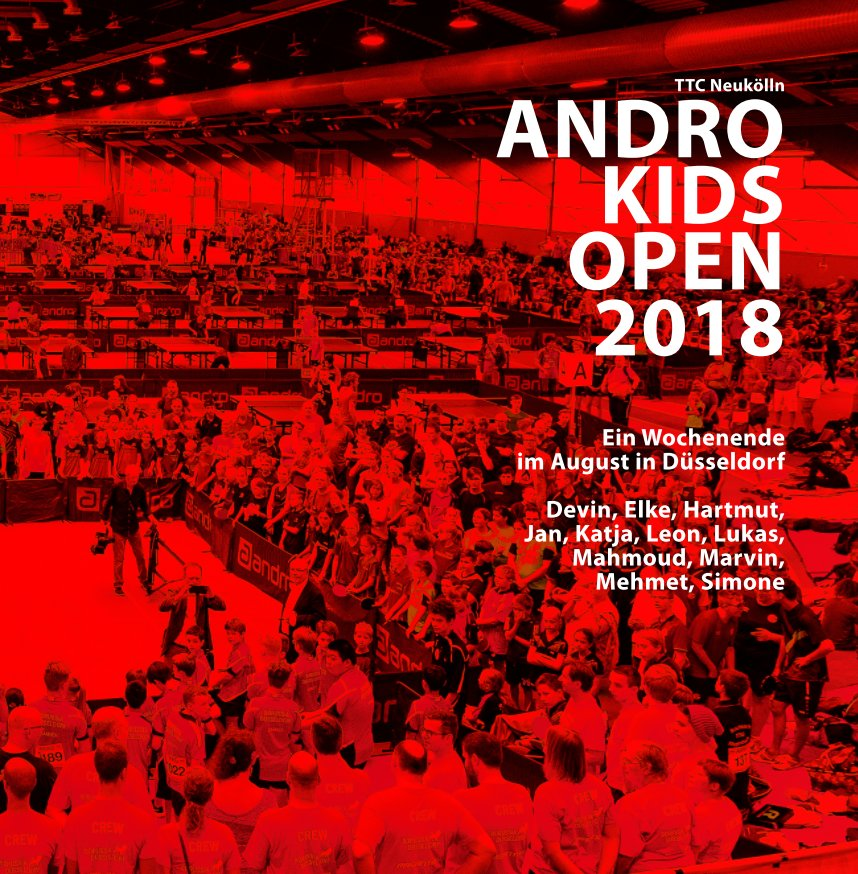 View ANDRO KIDS OPEN 2018 by Michael Prang