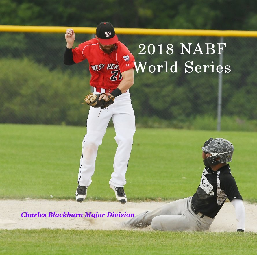 View 2018 NABF World Series by Art Frith and Roy LaFountain