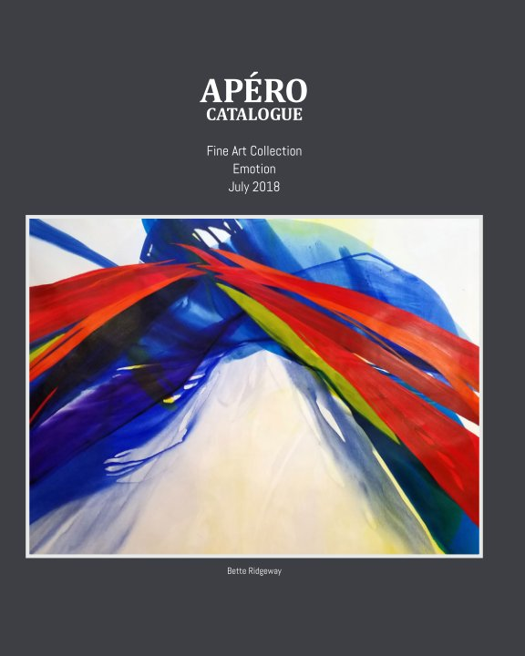 View APÉRO Catalogue - Softcover - Emotion - July 2018 by EE Jacks