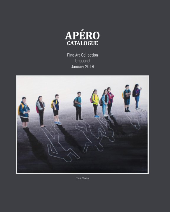 View APÉRO Catalogue - Softcover - Unbound - January 2018 by EE Jacks