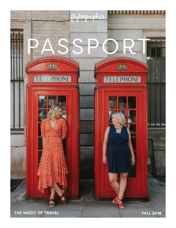 View Passport: The Magic of Travel, Vol 7 by Flytographer