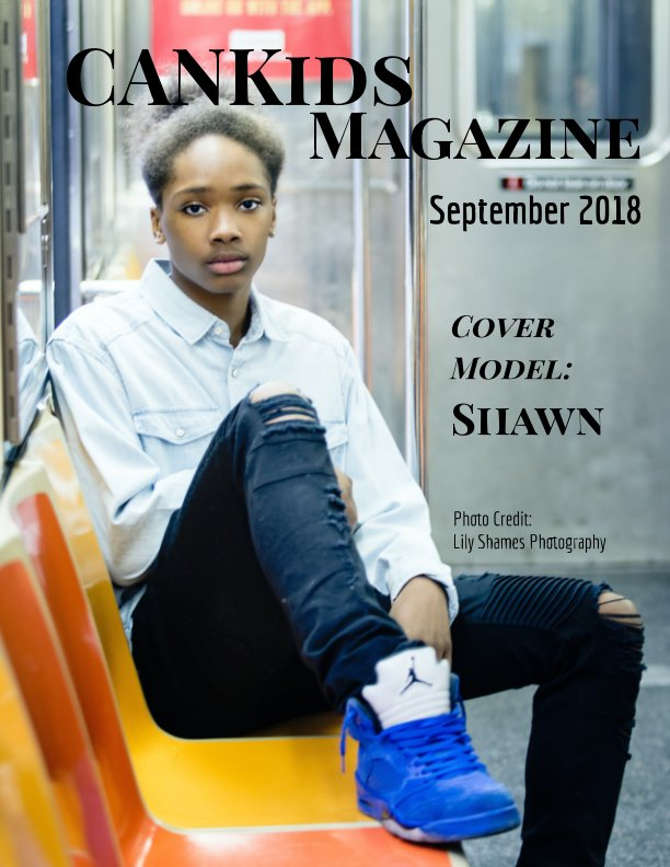 View September 2018 by CANKids Magazine