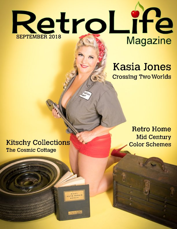 View RetroLife September 2018 - Economy by Miss Lizzie DeVille