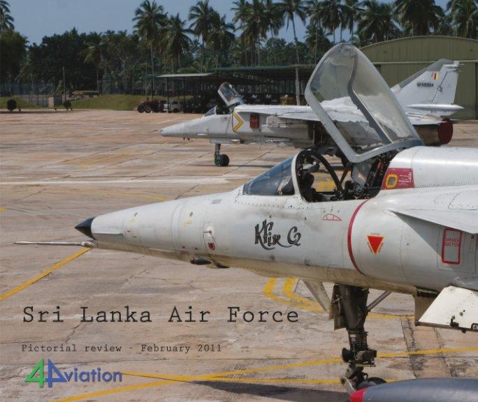 Ver Sri Lanka Air Force por 4Aviation