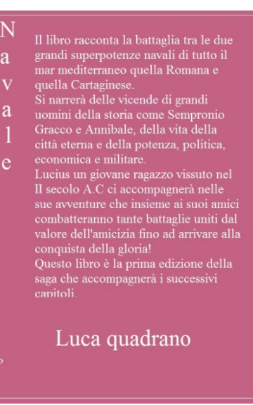 View Battaglia Navale:Cartagine Contro Roma by LUCA QUADRANO