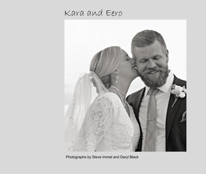 View Kara and Eero by Steve Immel