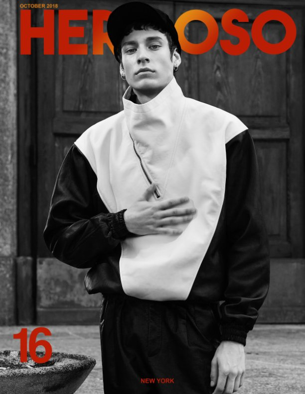 View Hermoso Magazine 16 by Desnudo Magazine