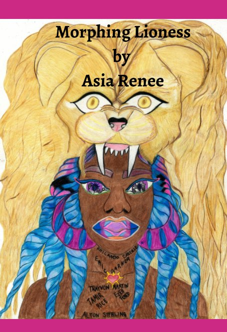 View Morphing Lioness by Asia Renee