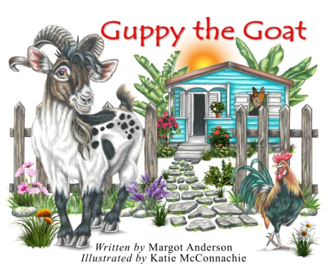 View Guppy the Goat by Margot Anderson,