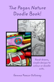 The Pagan Nature Doodle Book