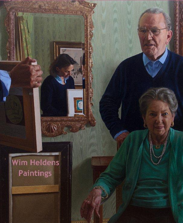 View Wim Heldens Paintings by John Borstlap
