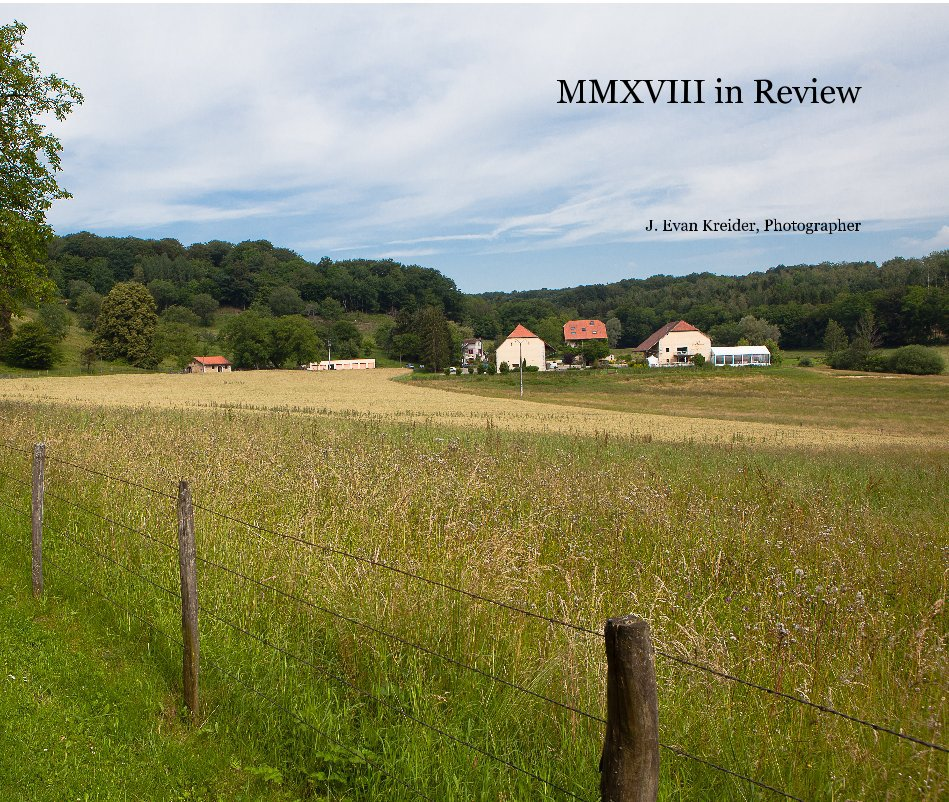 View MMXVIII in Review by J. Evan Kreider, Photographer