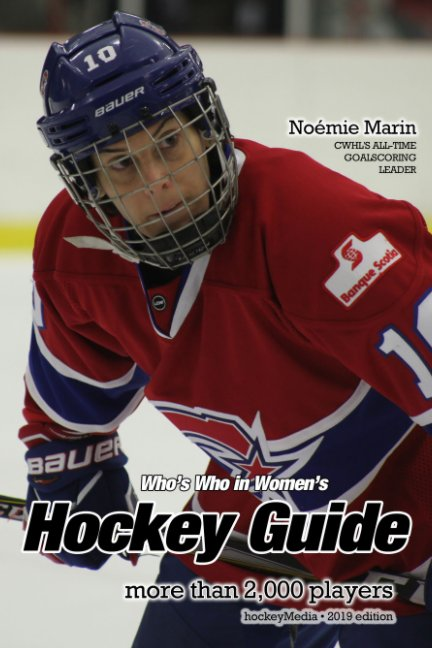View Who's Who in Women's Hockey Guide by Richard Scott