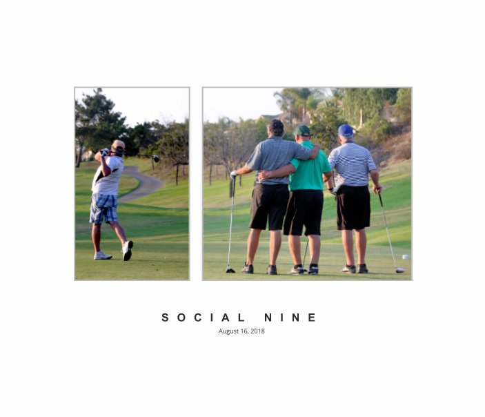 View Social 9 Redhawk Golf Course by Denise Jasura