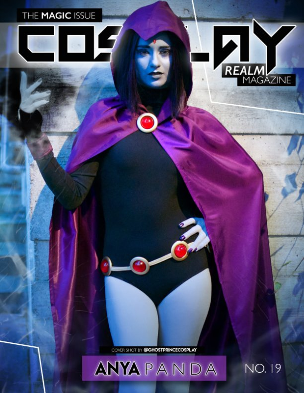 View Cosplay Realm Magazine No. 19 by Emily Rey, Aesthel