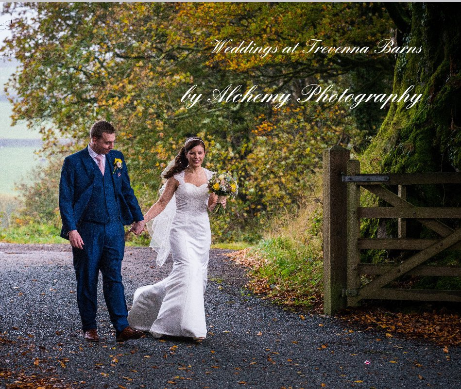 View Weddings at Trevenna Barns by Alchemy Photography