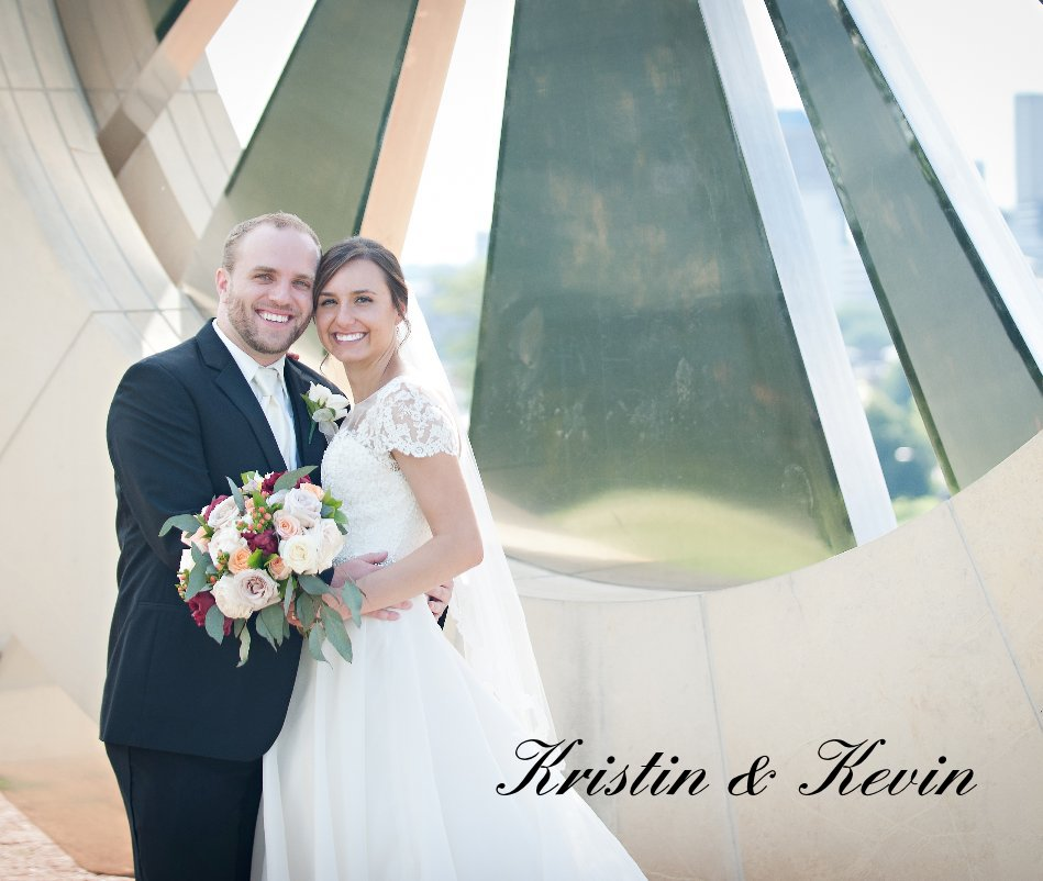 View Kristin and Kevin by Gorman House Photography