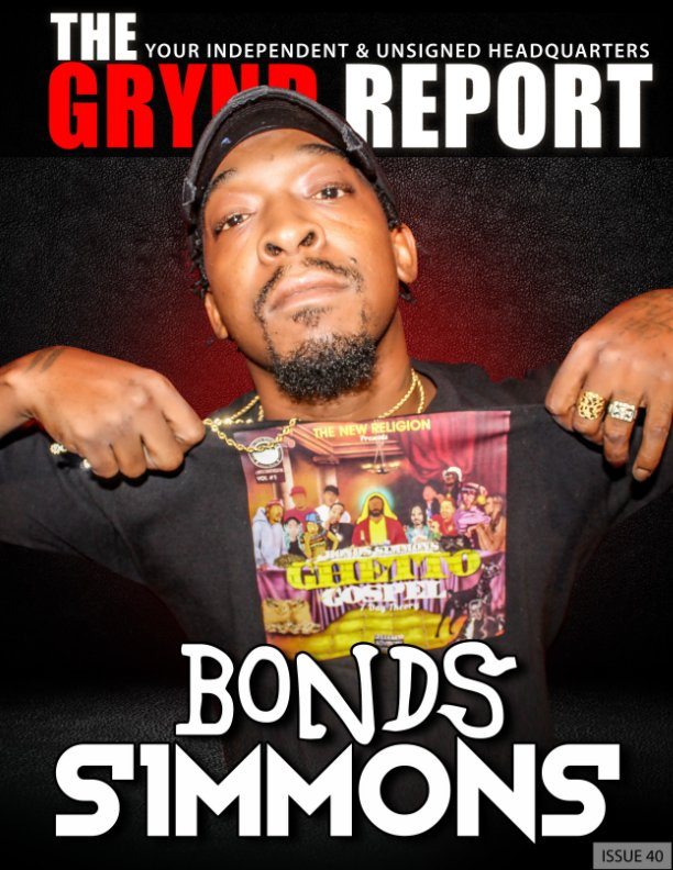 View The Grynd Report Issue 40 by TGR MEDIA